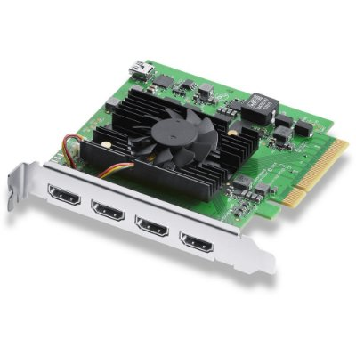 Placa de captura Blackmagic Design DeckLink Quad HDMI