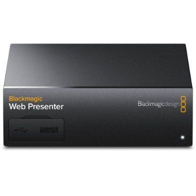 Blackmagic Web Presenter - Pronta entrega