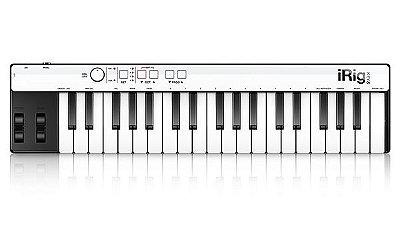 Teclado Controlador Ik Multimedia Irig Keys (semi-novo)