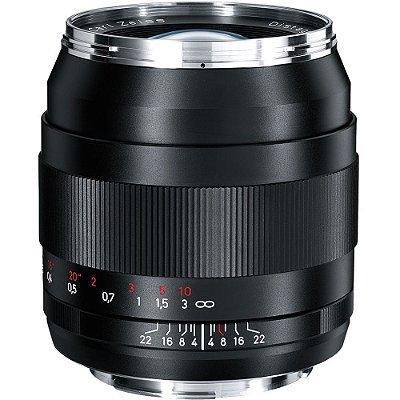 Lente ZEISS Distagon T * 35mm f / 2 ZE para montagem Canon EF (semi-novo)
