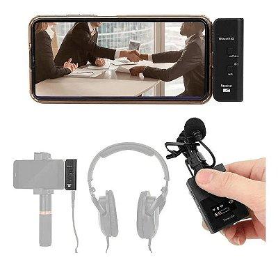Microfone de Lapela Comica BoomX-D UC1 USB-C