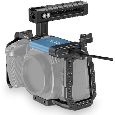 Full Cage SmallRig com Kit Top Handle p/ Câmera Pocket Cinema
