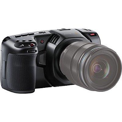Câmera Cinema Pocket Blackmagic Design 4K + Curso Online Grátis