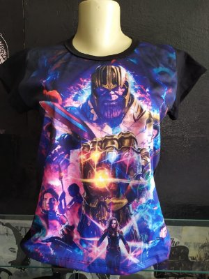 Camisa Vingadores