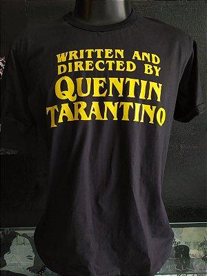 Camisa Quentin Tarantino