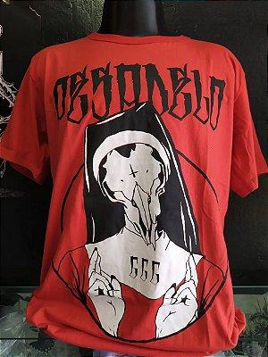 Camisa Pesadelo 666