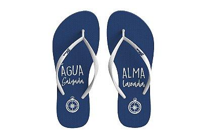 Coleção Água Salgada - Feminina - Azul Marinho