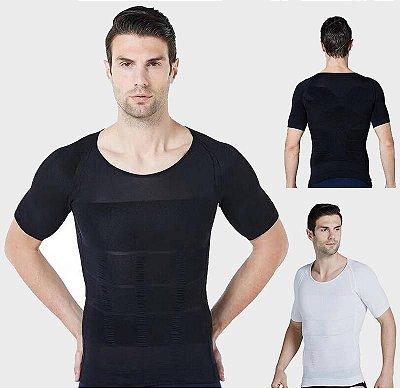 Camiseta Modeladora Slim Shape