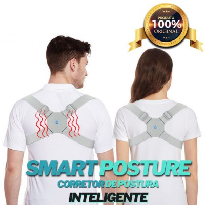 Corretor de Postura Inteligente - Smart Posture Original