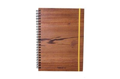 Caderno A4 Muiracatiara Sem Pauta