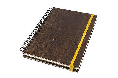 Caderno A5 Ipê Com Pauta