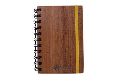 Caderno A5 Muiracatira Sem Pauta