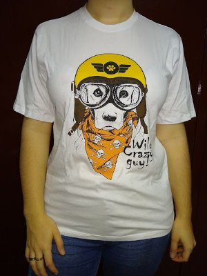 Camiseta Mima Pet Estampas Diversas