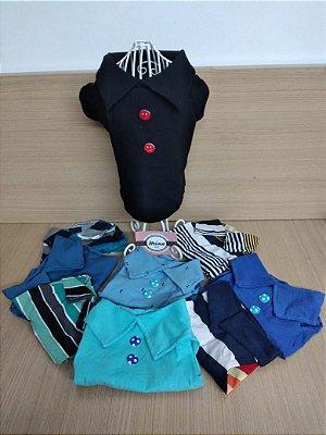 RV 007 - Camisa Gola Pólo