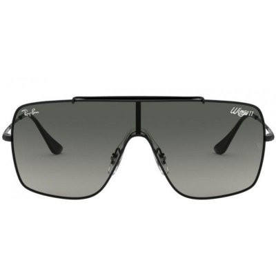 Óculos de Sol ray ban wings ii rb3697 Preto mascara