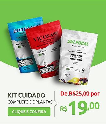 KIT CUIDADO COMPLETO DE PLANTAS