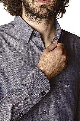 Camisa - Manga Longa Tradicional - Algodão 100% | Fio 60