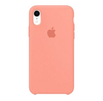 Capa de Silicone iPhone XR