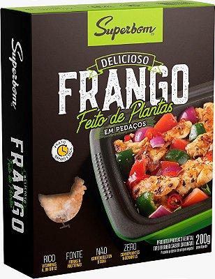 Frango vegano Superbom 200g (Congelado)