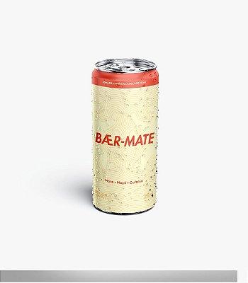 Baer mate Chá gaseficado em lata 269ml