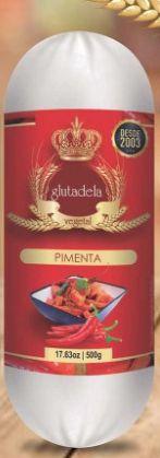 Glutadela Schillife sabor Pimenta 500g