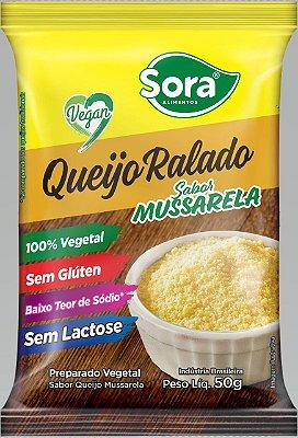 Queijo Ralado Sora sabor Mussarela 50g (Vegano)