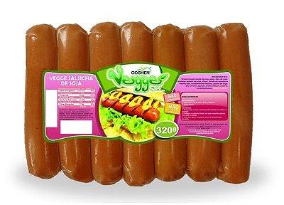 Salsicha de Soja Goshen 320g (Congelado)