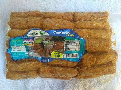 Camarão de Soja Goshen 1kg (Congelado)
