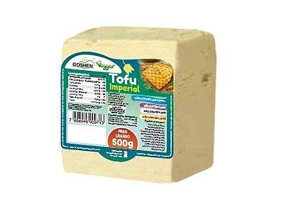 Tofu defumado de soja Goshen 500g (Congelado)
