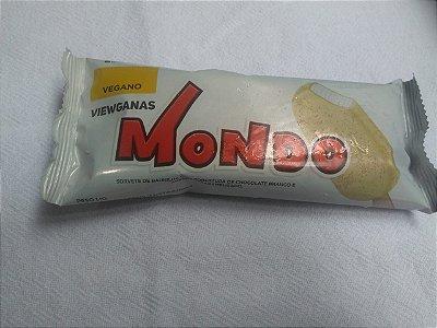 Sorvete Vegano Mondo 70g Chocolate branco