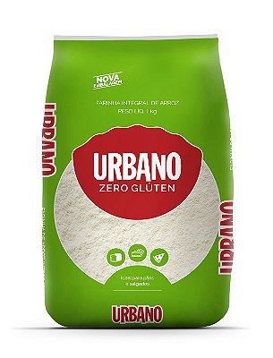 farinha Integral de arroz Zero Glúten 1kg
