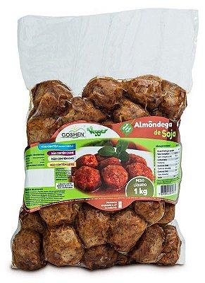 Almôndega de soja Goshen 1kg (congelado)