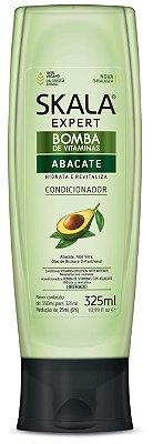 Condicionador Bomba de vitaminas Abacate Skala 325ml Vegano
