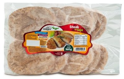 Steak de soja Goshen 960g (Congelado)