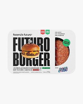 Hambúrguer do futuro 230g Versão 2030 (Embalagem com 2 unidades)