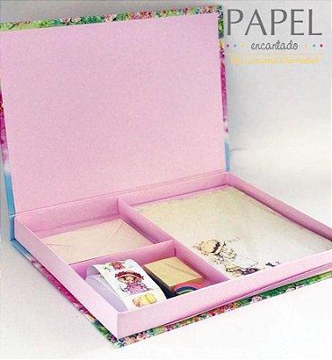 Kit Papel de Carta - Personalizada
