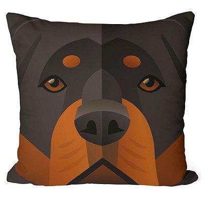 Almofada Cachorro Rottweiler