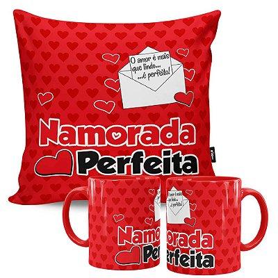 Kit Presente Namorada Perfeita Carta