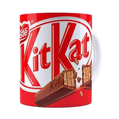 Caneca KitKat Branca