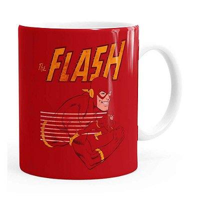 Caneca The Flash v03 Branca