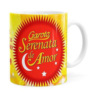 Caneca Serenata de Amor v03 Branca