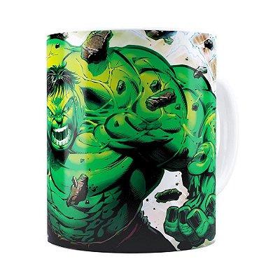 Caneca Hulk v02 Branca