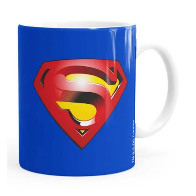 Caneca Superman Returns Branca