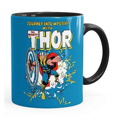 Caneca Thor The Mighty v06 Preta