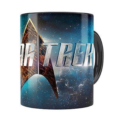 Caneca Star Trek Series Preta
