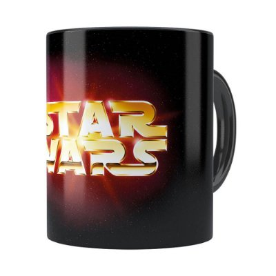 Caneca Star Wars 03 Preta