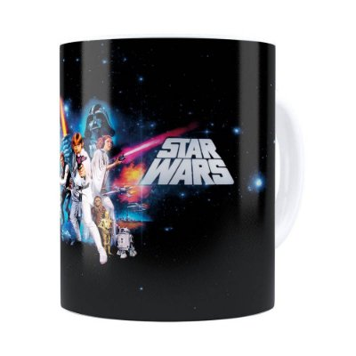 Caneca Star Wars 05 Branca