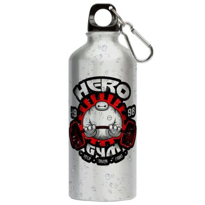 Squeeze Big Hero Academia 500ml Aluminio