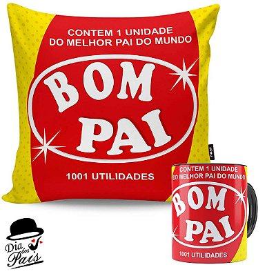Kit Presente Pai Bombril 1001