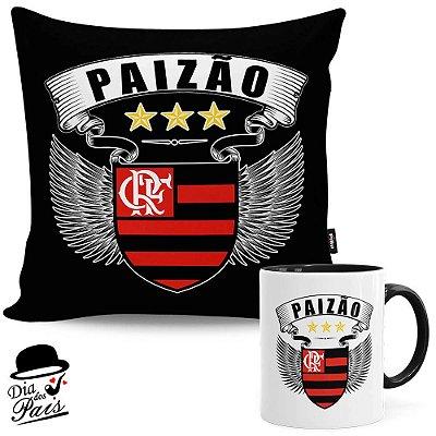 Kit Presente Personalizado Paizão Flamengo